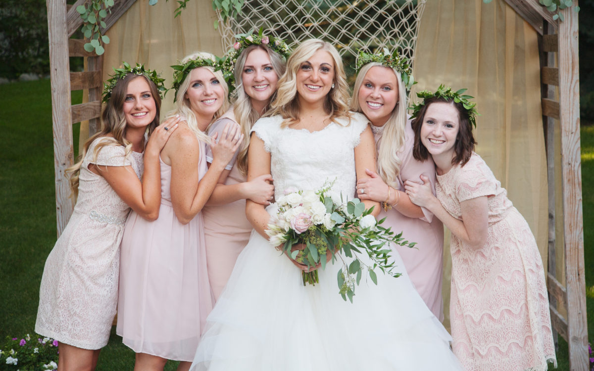 T&D Wedding Day